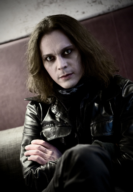 Ville Valo | Covershooting Zillo